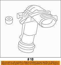 FORD OEM Air Cleaner Intake-Air Duct Tube Hose CV6Z9B659B