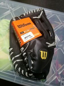 "Wilson Elite 13"" Softball Glove A2449 LHT Left Hand Thrower."
