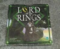 VINTAGE LORD OF THE RINGS BOARD GAME / HASBRO / GREEN BOX / REINER KNIZIA / RARE