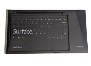 Microsoft Touch Cover For Microsoft Surface - Black  -  FREE SHIPPING  (ERF3363)