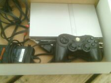 Silver Sony PS2 SLIM PlayStation 2 Console Game Systemw original box NOT WORKING