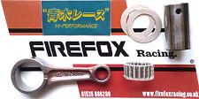 Honda CRF450 R CRF 450 R 2009 - 2016 Mitaka Biela Kit Con Varilla
