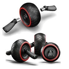 Speed Abs Complete Ab Workout System by Iron Gym Abdominal Roller Wheel