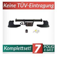 AUTO HAK Anhängerkupplung starr Für Ford Tourneo Custom 16 13polig E-Satz AHK