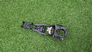 SEAT IBIZA MK3 2002-2008 Left Rear door exterior handle frame 6L0839885