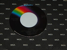 SMOKEY 'tis me / you think you know how to love me 45 MCA 40429 (1975) VG+