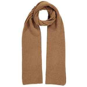 Polo Ralph Lauren Unisex Cable Oblong 455782568004 Basic Scarve Camel Brown
