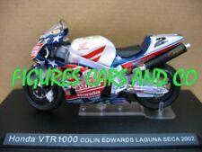1/24 MOTO GP SERIE 1 HORS SERIE HONDA VTR 1000 LAGUNA SECA 2002 COLIN EDWARDS