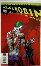 All-Star Batman & Robin: The Boy Wonder #8 January 2008