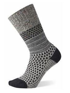 Smartwool Women's Popcorn Cable Crew Socks Medium Cushioned size M 172723