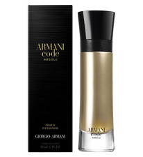 Armani Code Absolu Parfum 110ml For Men