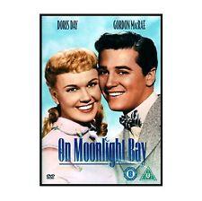 ON MOONLIGHT BAY DVD CLASSIC MUSICAL Doris Day Gordon McRare Brand New Sealed UK