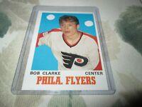 1992-1993 OPC / 43 BOBBY CLARKE PHILADELPHIA FLYERS