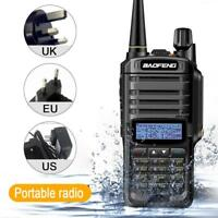 Baofeng UV-9R Plus V/UHF 136-174/400-520MHz CTCSS Dual-Dand FM Ham Two-way Radio