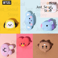 Official BTS BT21 Baby Face Jelly Airpods Pro Case Cover+Freebie+Tracking Kpop
