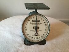 ANTIQUE UNIVERSAL HOUSEHOLD KITCHEN SCALE LANDERS FRARY & CLARK 25 Lb