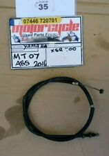 2016 (66) OE YAMAHA MT07 ABS TRACER XSR 700 CLUTCH CABLE (A35)