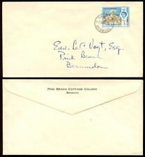 Elizabeth II (1952-Now) Colony British Covers Stamps