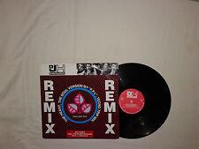 "DJ H. Feat. Stefy-Move Your Love(Remix)-Disco Mix 12""  Vinile ITALIA 1991 House"