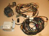 Mercedes CLK W208 orig EDW Alarmanlage Abschleppschutz Schalter Kabel Sensor