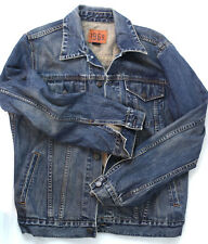 Gap 1969 Denim Jean Cotton Trucker Jacket Large Excellent Preowned Condition EUC