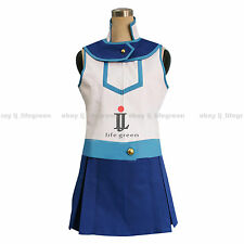 Yu-Gi-Oh! Duel Monsters GX Alexis Rhodes Asuka Tenjouin Uniform Cosplay Costume