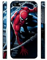 Iphone 4 4s 5 6 6S 7 8 X XS Max XR 11 Pro Plus Cover Case Amazing Spider-Man 18