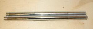 TRIUMPH PRE UNIT Non Nacelle FORK STANCHIONS 97-0382 H382 Standrohre chrom pair