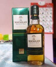 Rare Macallan whisky  minibottle, mininature, mignon