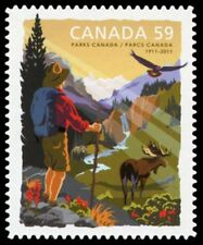 Canada   # 2470i   PARKS CANADA CENTENNIAL    New 2011 Die Cast Issue