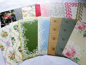 """Anna Griffin Lovely Layers Cardstock 5"""" x 7"""" Card Making Set of 19"""