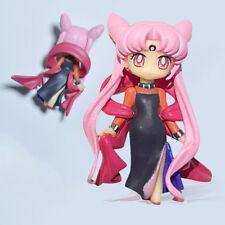 1pc Anime Sailor Moon PVC Resin Figures Figurine Model Toys Dolls Cake Decor