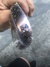 Left Handed Cleveland Cg15 Oil Can Finished 54 Degree wedge With A 14 Bounce