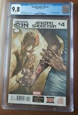Amazing Spider-Man 4 CGC 9.8 NM/MT 1st Appearance Silk Marvel Comics Amazon show