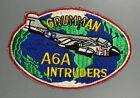 US+Navy+Grumman+A6A+Intruders+Patch+Cut+Edges+No+Glow