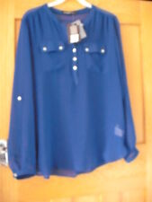 Atmosphere Ladies Longer Length Shirt - Size 8 - BNWT