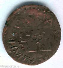 Fernando VII 1/2 Real Guayana 1814 @@ Bella @@