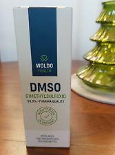 DMSO Dimethylsulfoxid 99,9% Reinheit ph. Eur. pharmazeutische Qualität 100ml NEU