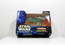 Star Wars Episode 1 Action Fleet Flash Speeder Naboo Royal Guard Galoob 1999