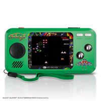 My Arcade Official GALAGA Pocket Player Mini Handheld Retro Video Game 3 Titles