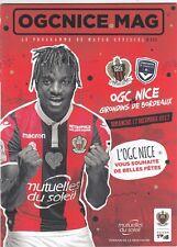 OGC Nice v Girondins De Bordeaux 2017/18 (17 Dec)