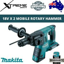NEW Makita Hammer Drill 18Vx2 Mobile Cordless Rotary Hammer DHR264Z