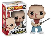 FUNKO POP MOVIES PULP FICTION #65 BUTCH COOLIDGE~VINYL FIGURE~FAST POST 🌈