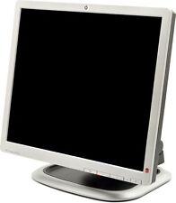 """HP COMPAQ LA191G 19"""" POLLICI MONITOR LCD Grade buona condizione CAVI"""