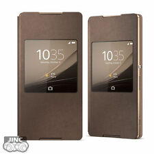 Sony Synthetic Leather Matte Mobile Phone Cases, Covers & Skins