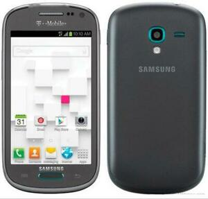 Android Original Samsung Galaxy Exhibit T599 For T-Mobile Wifi 5MP smart phone