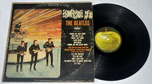 U.S. Pressing THE BEATLES Something New LP Vinyl Record