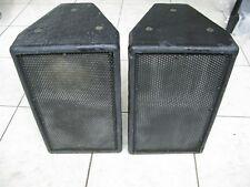 (Pair) EAW Eastern Acoustic JF100 2-Way Speaker  JF-100
