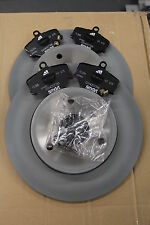 Genuine Smart Fortwo (450/451) Coupe/Cabrio Front Brake Discs and Pads NEW