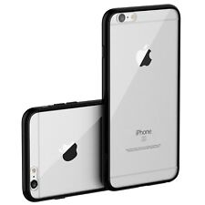 iPhone 6s Plus Case Apple Protective Bumper Cover Shock Absorption Anti Scratch Black